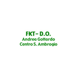 FKT-D.O. Andrea Gottardo Centro S.Ambrogio - fisiokinesiterapia e fisioterapia - i partners di Studio Blu